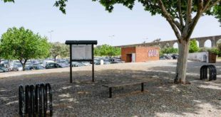 Car parking in Evora, where to park
