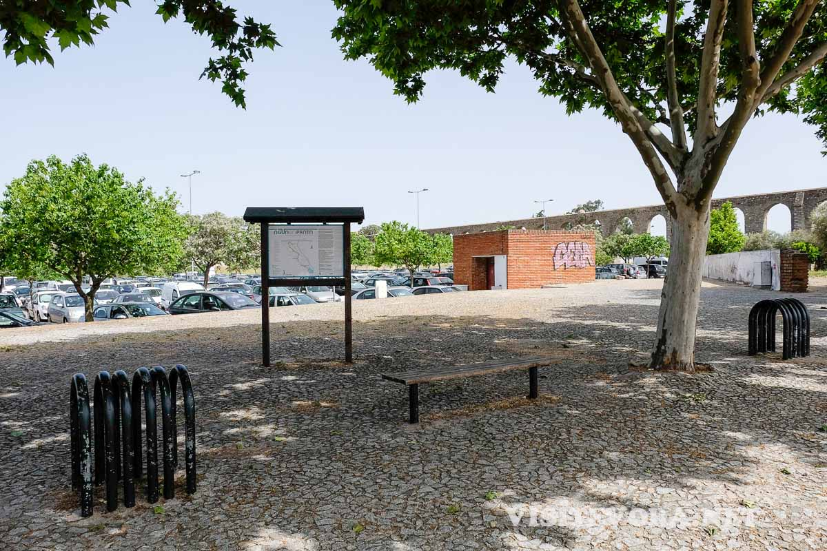 parking Evora