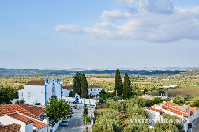 rural tourism alentejo evora