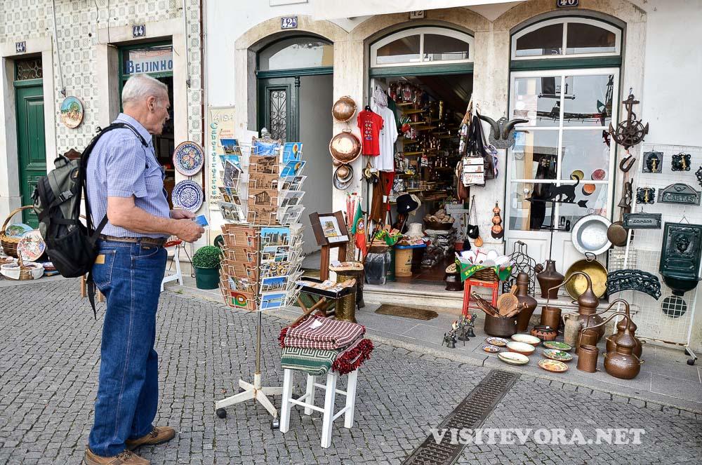 Evora souvenirs