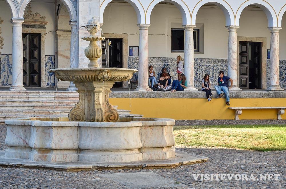 University Evora