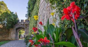 Evora walls, Medieval Ramparts