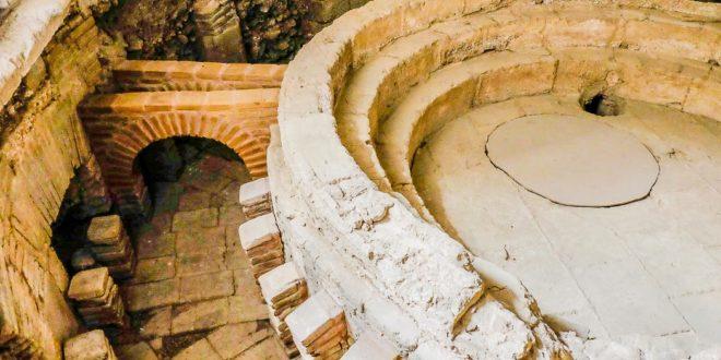 roman baths evora