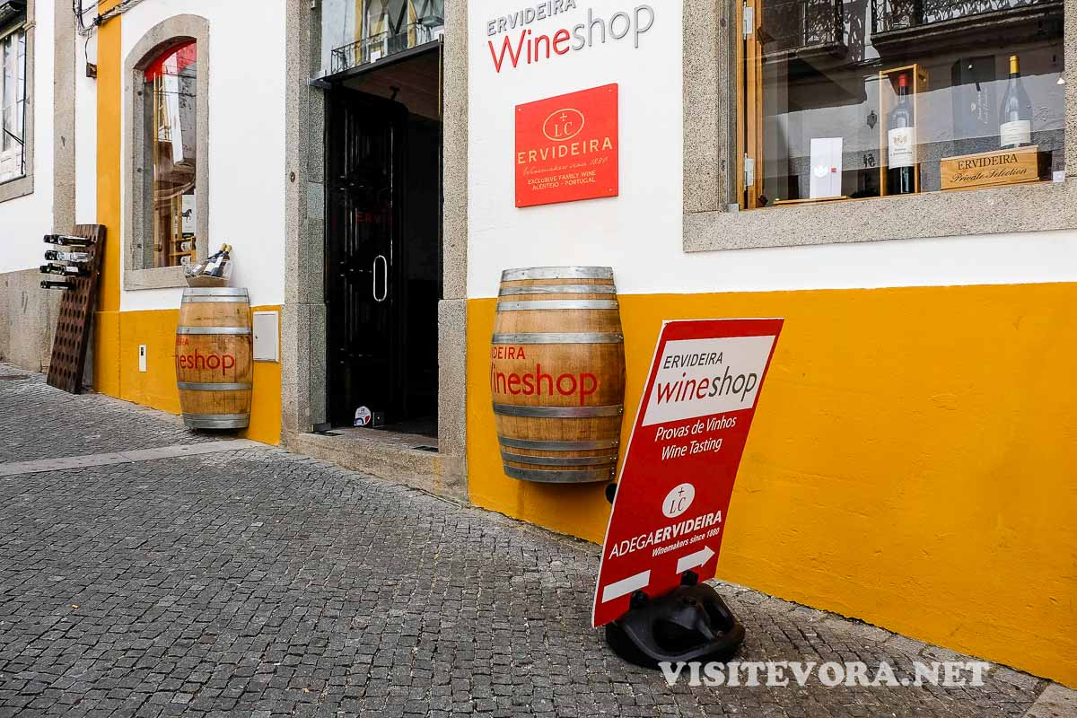alentejo wine evora