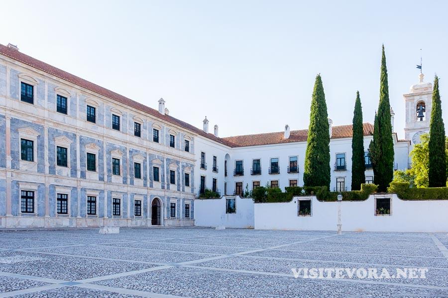 Ducal Palace Vila Vicosa
