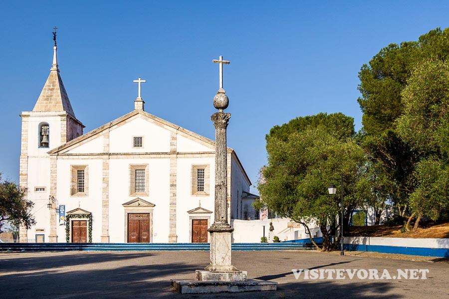 vila vicosa church