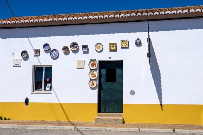 trekking alentejo villages