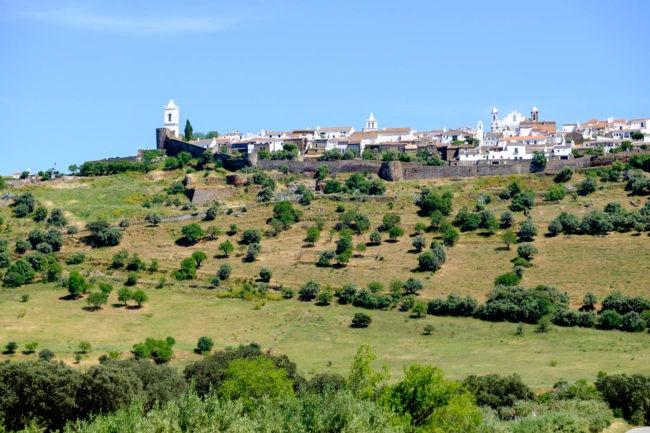 trekking monsaraz alentejo portugal