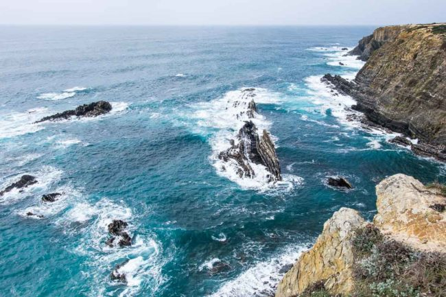 hike alentejo coast