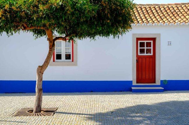 hike portugal alentejo porto covo