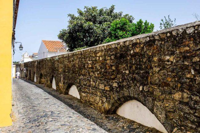 hiking evora alentejo portugal
