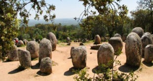 megalithic monuments evora cycling