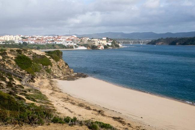 trekking alentejo beach city