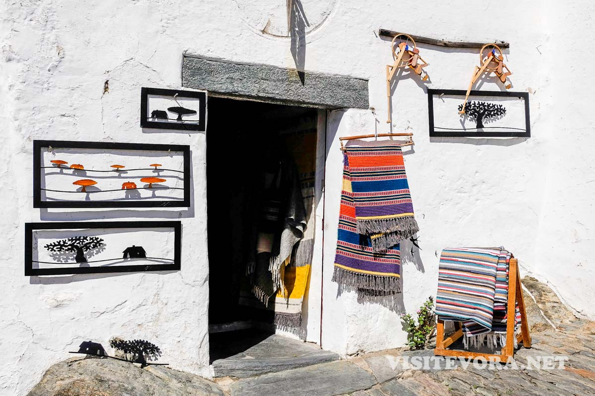monsaraz alentejo handicrafts