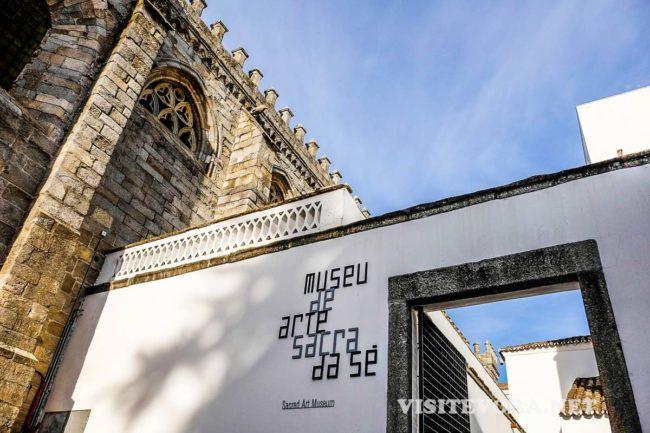museu sacred art evora