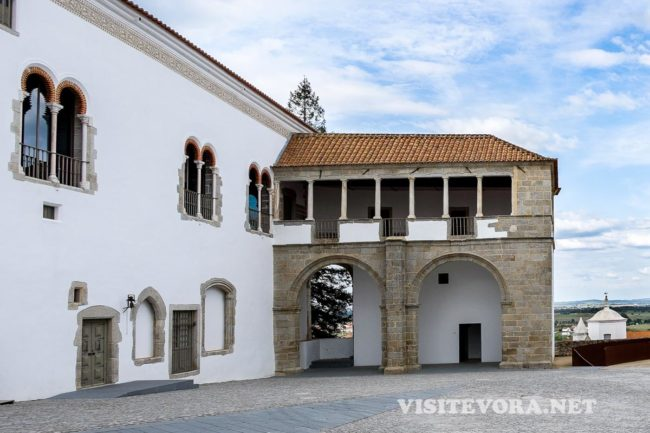 museum evora condes basto palace