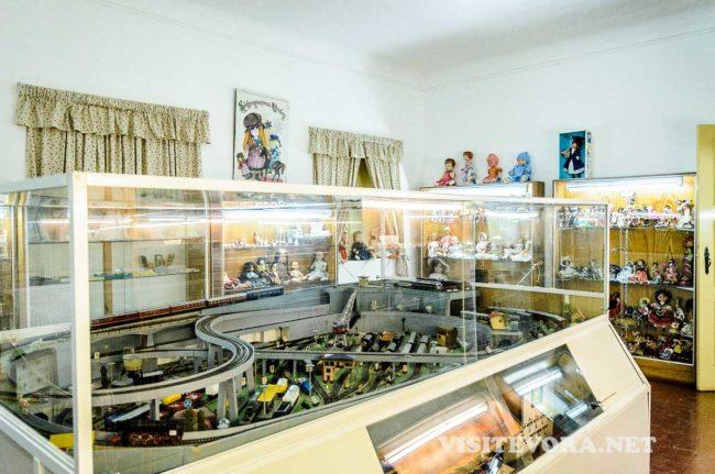 toy museum evora
