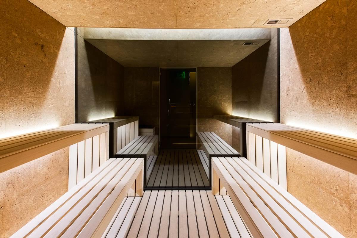 hotel evora sauna