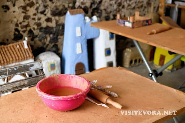 workshop clay evora pottery