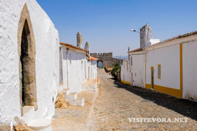 alentejo what to do castles
