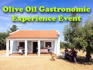 gastronomic olive oil event evora