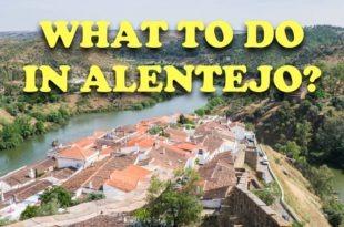 what to do alentejo