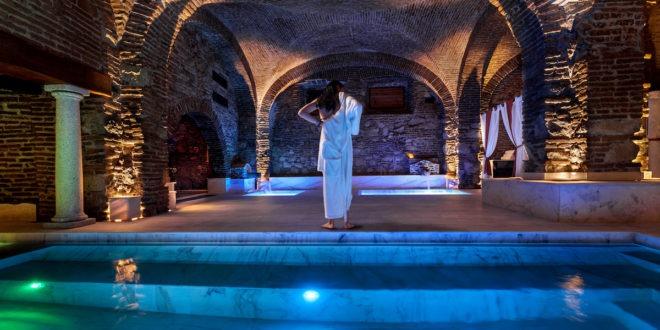 evora experiences roman baths