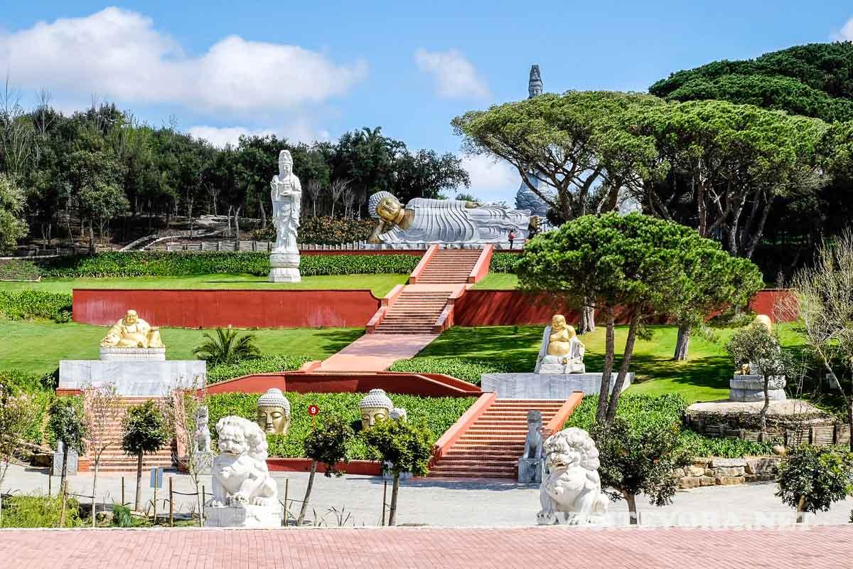 lisbon tour oriental garden