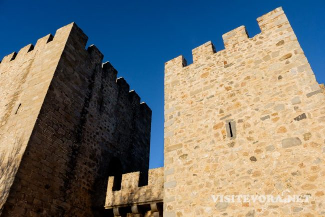 castle elvas