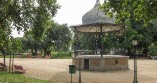 Jardín Público de Évora, parque Évora