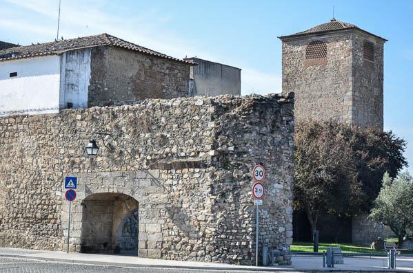 Murallas Evora