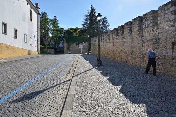 Muralla Evora
