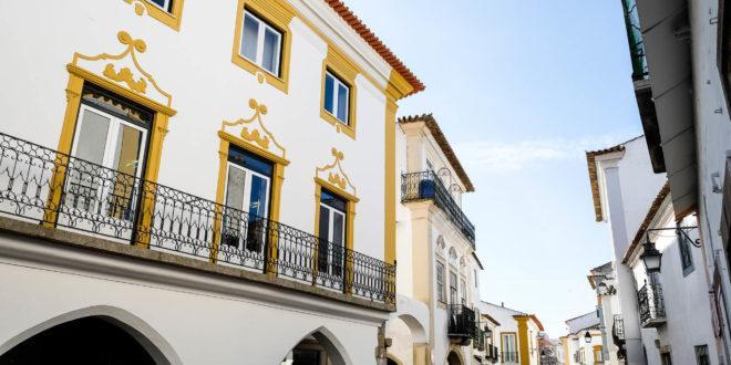 Hoteles en Évora, Alentejo, Portugal