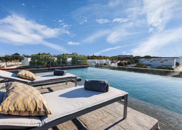 piscina hotel evora