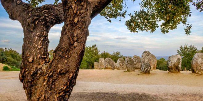 Crómlech de los Almendros – Alentejo en la prehistoria