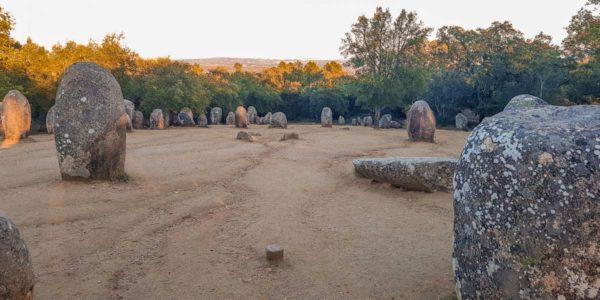 Tour Megalítico de Évora (Crómlech de los Almendros incluido)