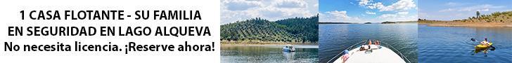 barcos Alqueva Portugal
