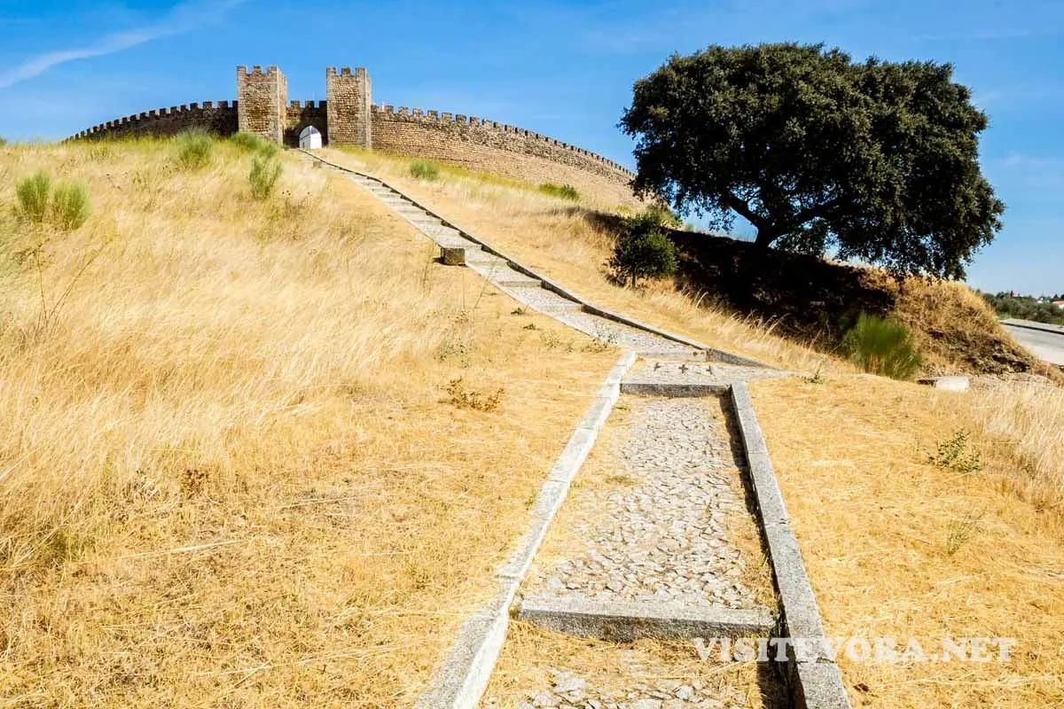 tour castillo arraiolos