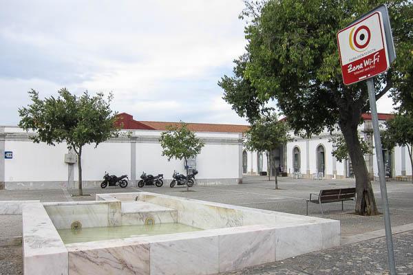 Zonas WiFi grátis em Évora