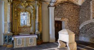Capela Ossos Evora
