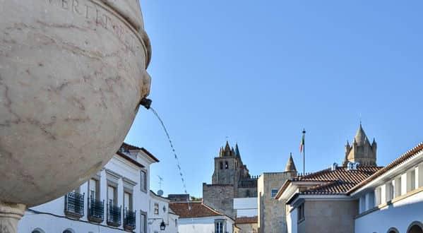 Turismo Evora