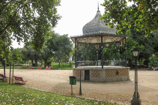 Jardim Publico Evora