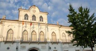 Pacos Concelho Camara Municipal Evora
