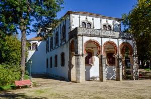 Palacio Dom Manuel Evora