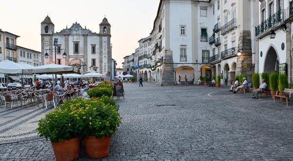 Visitar Evora