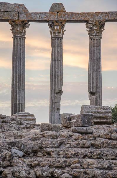 Evora Patrimonio Mundial Unesco