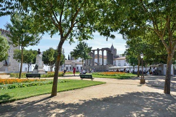 Jardim Diana Evora