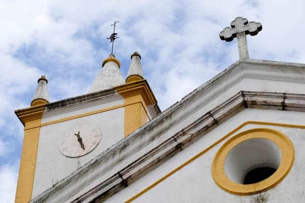 igreja sao mamede evora