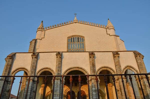 igreja sao francisco evora