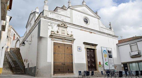 igreja sao vicente evora